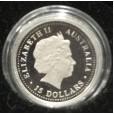 2008 Australian 1/10oz Platinum Proof Coin - Common Pink Heath