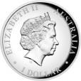 2013 Australian 1oz High Relief Koala Silver Coin