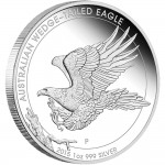 2015 Australian Wedge-Tailed Eagle 1oz Silver Proof Coin