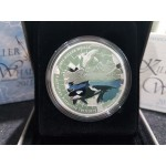 2011 Australian Antarctic Territory Series 1oz Silver Coin Killer Whale