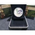 2011 Famous Battles in Australian History 1oz Silver Proof Coin Gallipoli