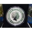 2014 Australian Gilded 1oz Silver Koala Coin