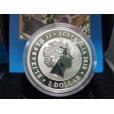 2010 Australian Gilded 1oz Silver Koala Coin
