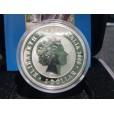 2008 Australian Gilded 1oz Silver Koala Coin
