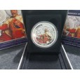 2010 Centenary of Australian Silver Coinage 1oz Silver Proof Coin