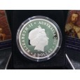 2011 Centenary of Australian Bronze Coinage 1oz Silver Proof Coin