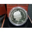 2003 HRH Price William of Wales 21st Birthday 1oz Silver Coin