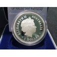 2005 HRH Prince Henry of Wales 21st Birthday 1oz Silver Coin