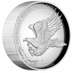 2015 Australian Wedge-tailed Eagle 5oz Silver Proof High Relief Coin