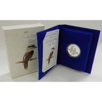1989 Australian Silver Bird Series - Kookaburra