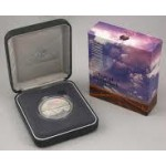 2002 Australian Hologram 1oz Silver Proof Coin
