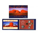 2002 AUSTRALIAN 6-COIN PROOF SET