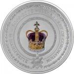2003 Australia Golden Jubilee Queen Elizabeth II Coronation 1oz Silver Proof Coin