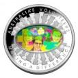 2003 AUSTRALIAN HOLOGRAM 1oz SILVER COIN