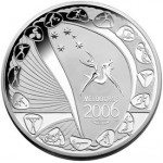 2006 Australian Commonwealth Games One Kilo Silver Proof Coin