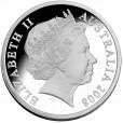 2008 Australia Centenary of Scouts 1oz Silver Proof Coin