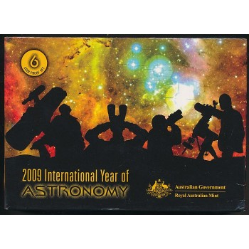 2009 AUSTRALIAN 6-COIN PROOF SET