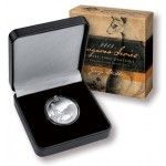 2013 Australian 1oz Silver Proof Kangaroo Coin