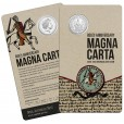 2015 20c RAM 800th Anniversary of the Magna Carta Uncirculated Coin