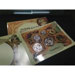 1993 Australian 6-Coin Baby Uncirculated Set