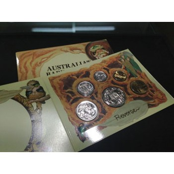 1993 Australian 6-Coin Baby Uncirculated Set