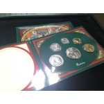 1998 Australian 6-Coin Baby Uncirculated Set