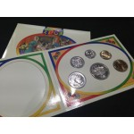 2001 Australian 6-Coin Baby Uncirculated Set