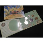 2005 Australian 6-Coin Baby Uncirculated Set
