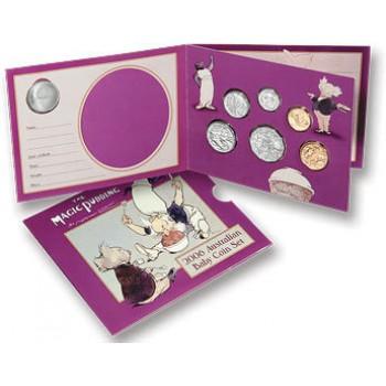 2006 Australian 6-Coin Baby Uncirculated Set