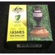 2007 The Ashes 1/10oz Gold Proof Coin