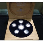 2004 Australian 6-Coin Silver Proof Set