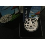 2008 Australian 1oz Silver Kangaroo Proof Coin
