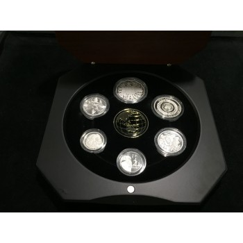 2008 Australian 6-Coin Silver Proof Set
