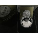 2010 Australian 1oz Silver Kangaroo Proof Coin