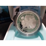 2009 International Polar Year 1oz Silver Proof Coin Expedition