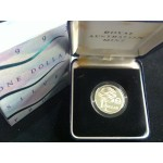 1993 Australian Silver $1 Proof Coin - Water is Life Land Care