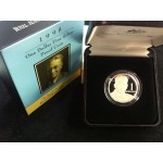 1998 Australian Silver $1 Proof Coin - Howard Florey