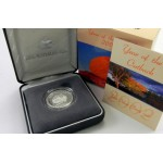 2002 Australian $1 Silver Outback Proof Coin