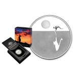 2012 Kangaroo at Sunset Silver Proof Coin