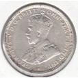 1913 AUSTRALIAN ONE SHILLING SILVER COIN FINE