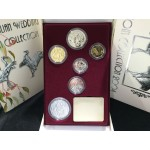 2004 Australian 6-Coin Wedding Gem Uncirculated Set